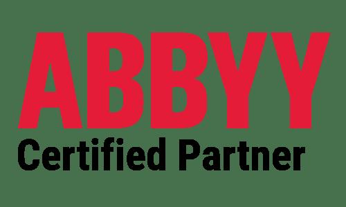 ABBYY Certified Partner