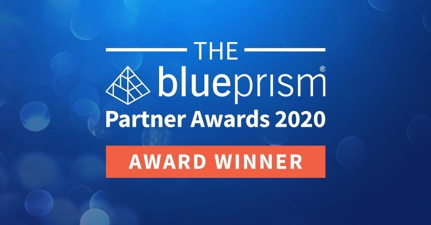 bluprism Partner Award